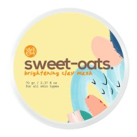 Sweet Oats Brightening Clay Mask